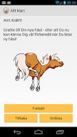 Screenshot of Trygg Häst - Köp