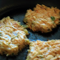 Asian Potato Latkes