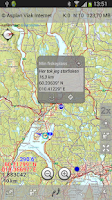 Screenshot of Norgeskart (Maps of Norway)