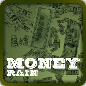 Money rain live wallpaper