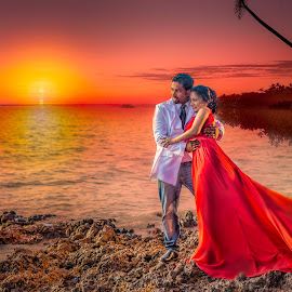 by Sivabalan Tavamany - Wedding Bride & Groom
