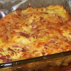 Italian Turkey and Spaghetti Squash Casserole