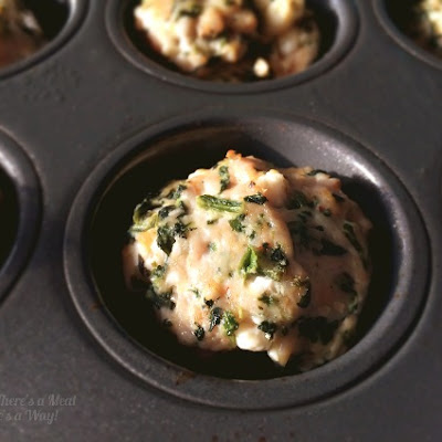 Turkey and Spinach Meatball Meals