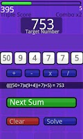 Screenshot of Number Game