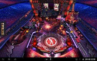Screenshot of Pinball Rocks HD