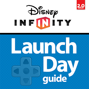 Launch Day App Disney Infinity