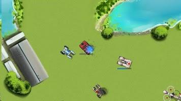 Screenshot of SKIRMISH