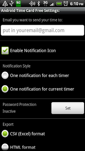 玩商業App|Android 时间卡 - 免费版免費|APP試玩