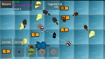 Screenshot of Trap'em!