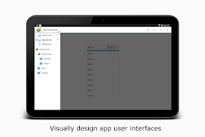 Screenshot of App UI Designer