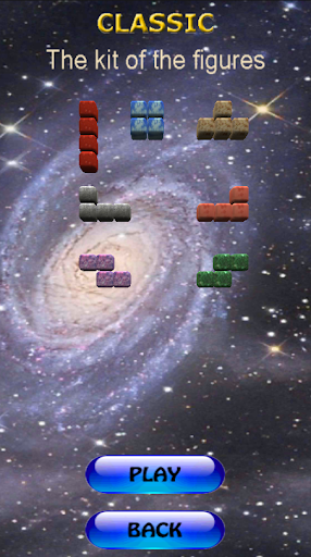 Tetris для android
