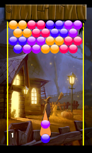 Bubble Witch - screenshot