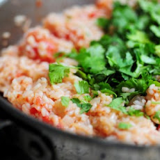 Basic Mexican Rice