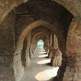 ancient by Saikat Ghosh - Buildings & Architecture Public & Historical ( arch, historical, architecture, anciant )