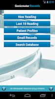 Screenshot of Goniometer Records