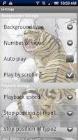 Screenshot of Silver Tiger Trial