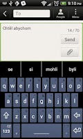 Screenshot of Magic Keyboard Free