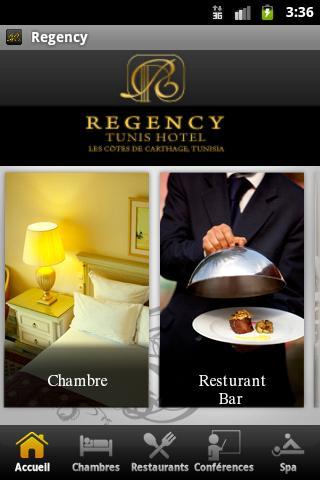 Hôtel Regency