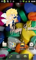 Screenshot of Valentine's Day LWP
