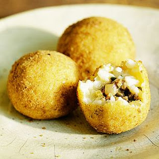 Arancini With Meat Recipes
