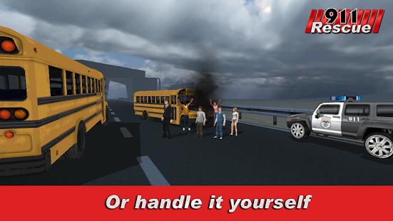 Game 911 Rescue Simulator 3D APK for Windows Phone