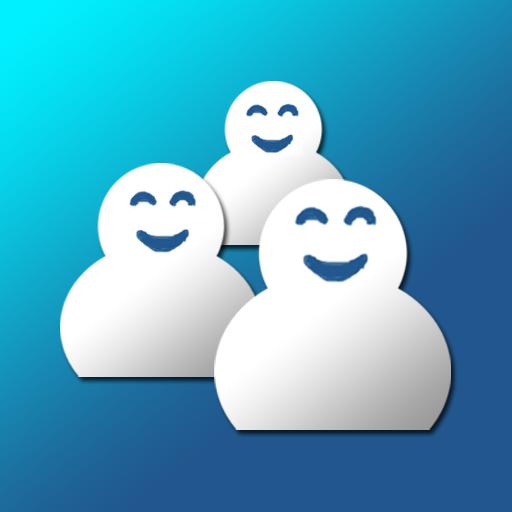 Talk交朋友 - 朋友, 聊天 社交 App LOGO-硬是要APP
