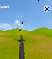 Screenshot of Aircraft Shooter