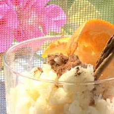 Spanish Rice Pudding