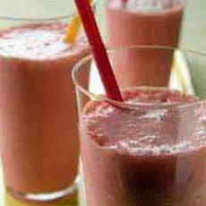 Quick 'n Easy Strawberry and Banana Smoothie