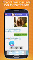 Screenshot of Free Style Messenger