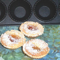 Apricot Almond Tartlets