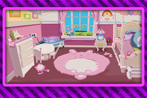 Screenshot of Cute Room Escape