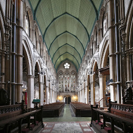 St Mary Abbot Church, Kensington, London UK by Almas Bavcic - Buildings & Architecture Places of Worship