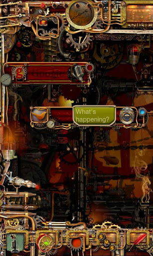Steampunk Go Launcher Ex Theme