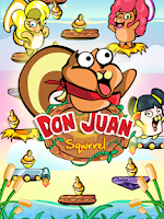 Screenshot of Don Juan Squirrel-Cute Jumper!