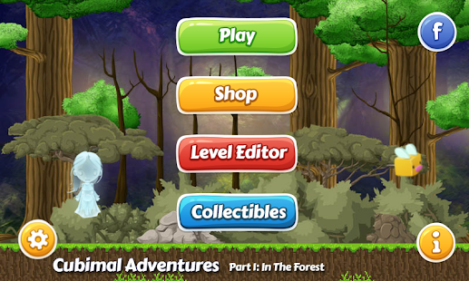 Cubimal Adventures - screenshot