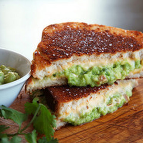 Grilled Cheese With Bacon And Avocado Recipes — Dishmaps
