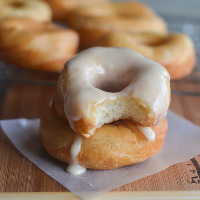 Krispy Kreme Doughnut Recipe – Adapted from Instructables