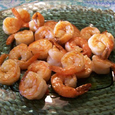 5 Minute Sherried Shrimp Tapas
