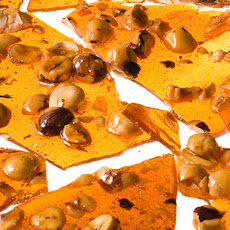 Salty Hazelnut Brittle Recipe