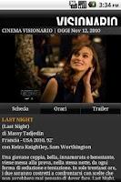 Screenshot of Visionario