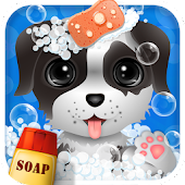 Game Wash Pets - kids games version 2015 APK