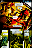 Screenshot of Comic Xtreme HD