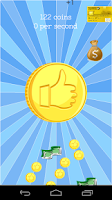 Screenshot of Coin Cookie Clicker