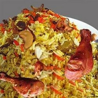 Authentic South Indian Biryani