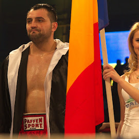 Ciocan Cristian WORD CHAMPIONSHIP by Arthur Antoniu - Sports & Fitness Boxing