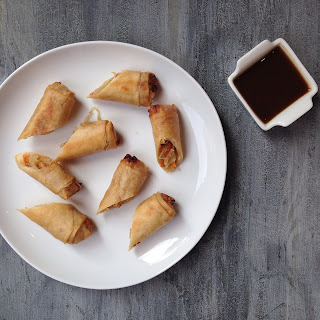 Baked Spring Rolls Rice Paper Recipes