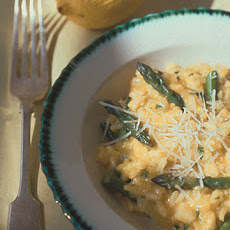 Lemon Mint Risotto