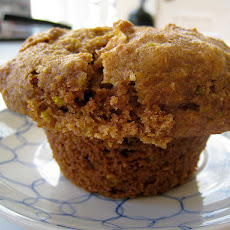 Gingery Health Nut Breakfast Muffins