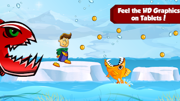 Screenshot of PIRANHA RETURNS